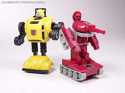 Transformers G1 1985 Warpath (Reissue) (Image #35 of 37)