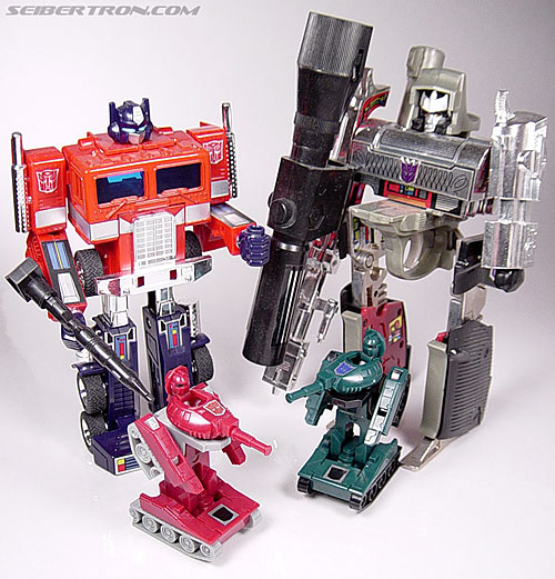 Transformers G1 1985 Warpath (Reissue) (Image #37 of 37)