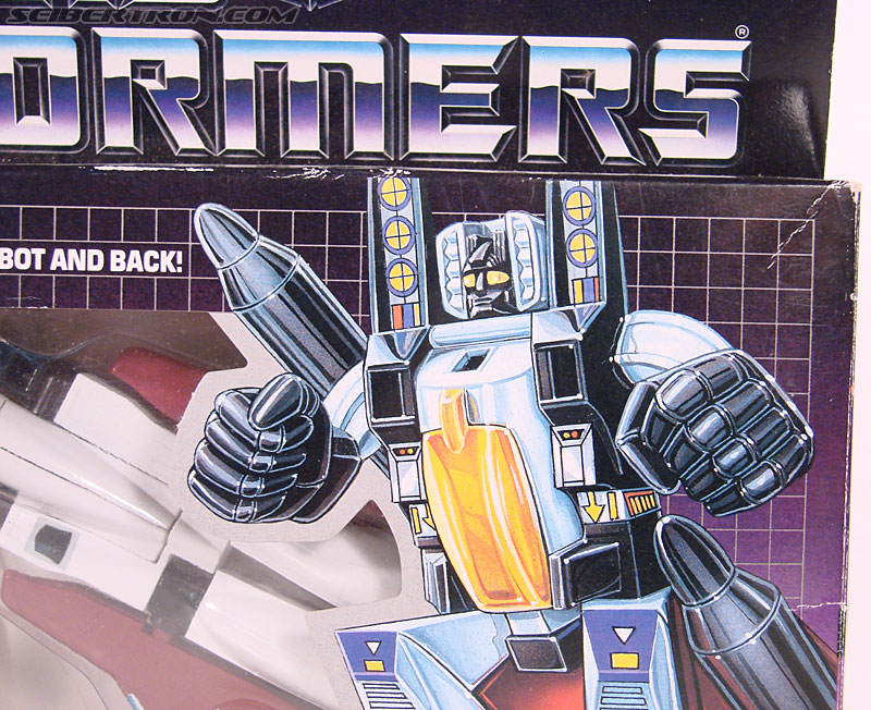 Transformers G1 1985 Ramjet (Image #3 of 168)