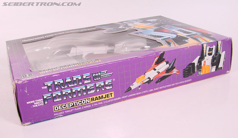 Transformers G1 1985 Ramjet (Image #18 of 168)