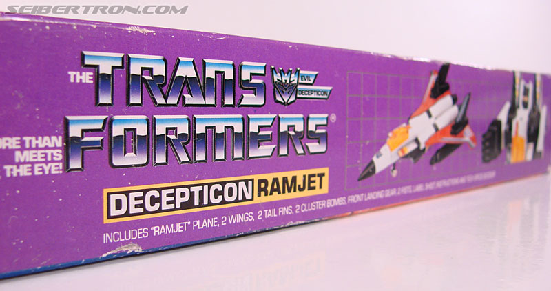 Transformers G1 1985 Ramjet (Image #19 of 168)
