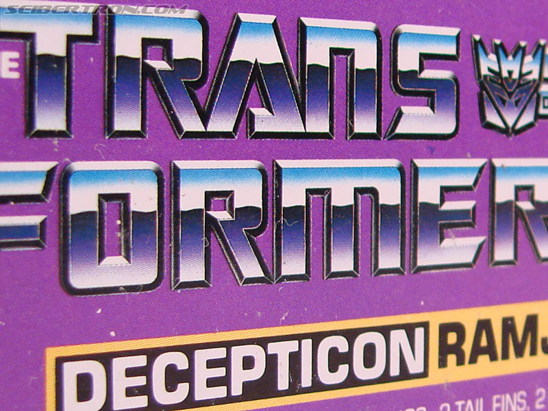 Transformers G1 1985 Ramjet (Image #20 of 168)