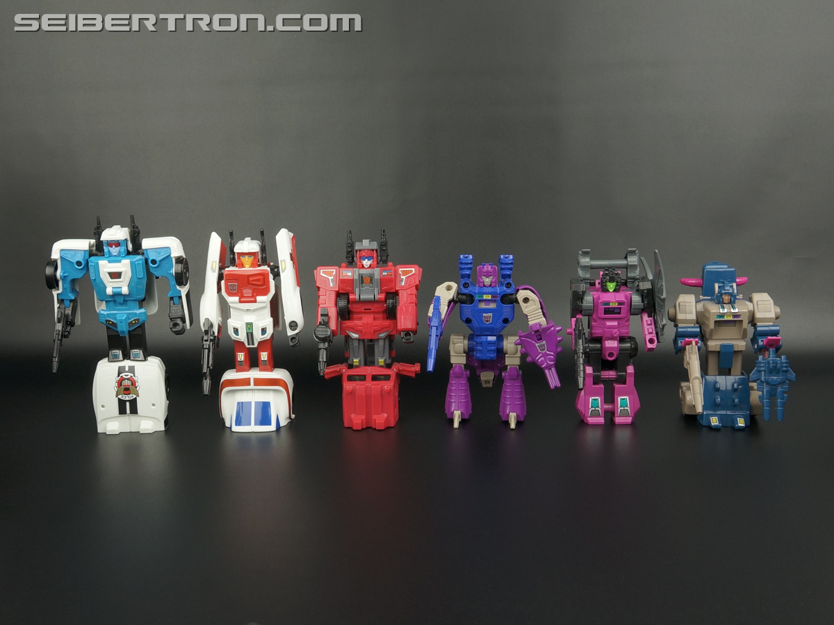 Transformers Super God Masterforce Bullhorn (Transtector) (Image #96 of 107)