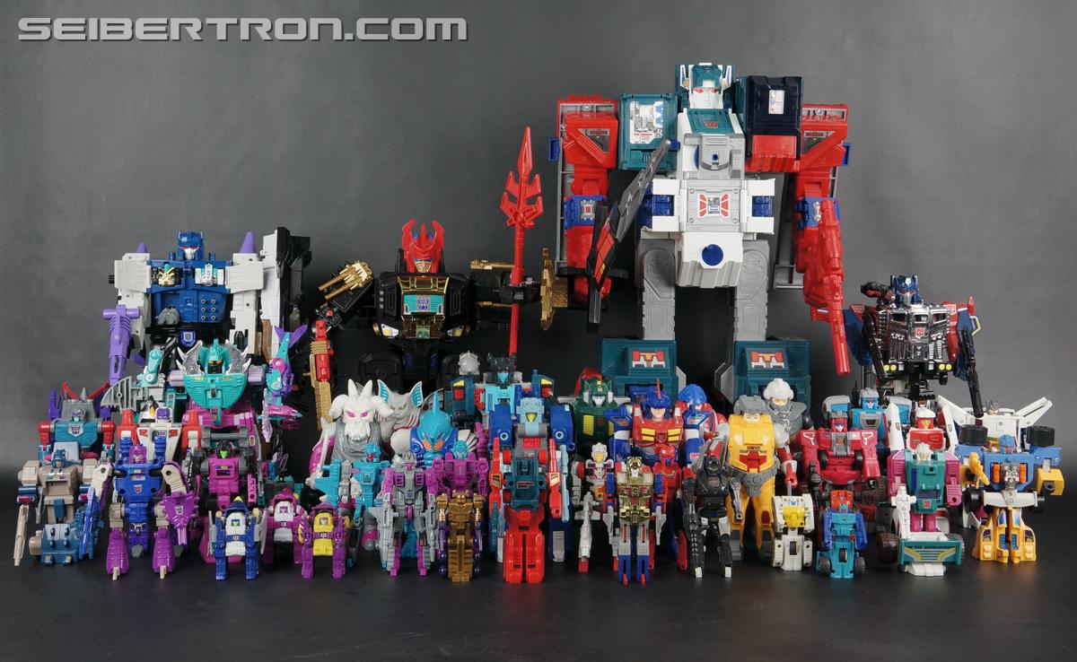 Transformers Super God Masterforce Bullhorn (Transtector) (Image #99 of 107)