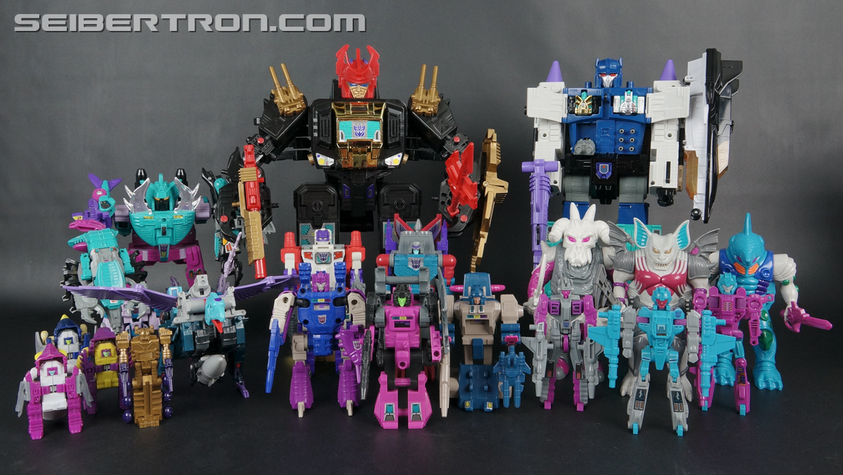 Transformers Super God Masterforce Bullhorn (Transtector) (Image #103 of 107)