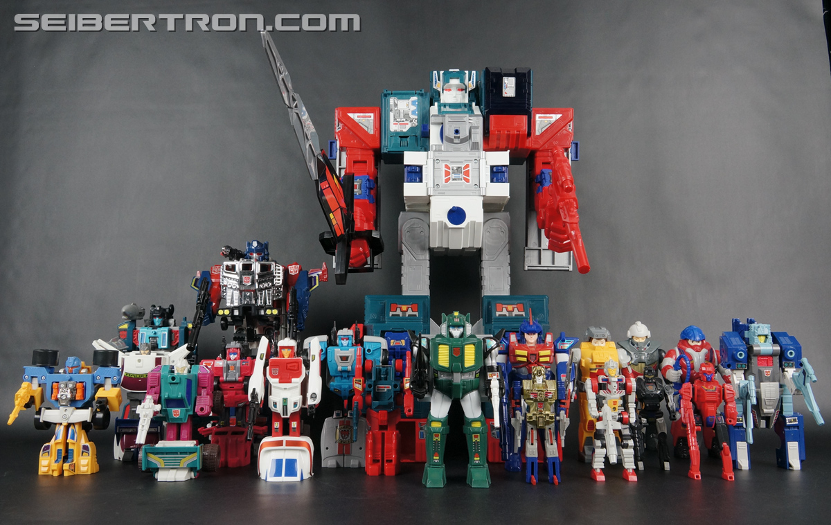 Transformers Super God Masterforce Cab (Transtector) (Image #102 of 111)
