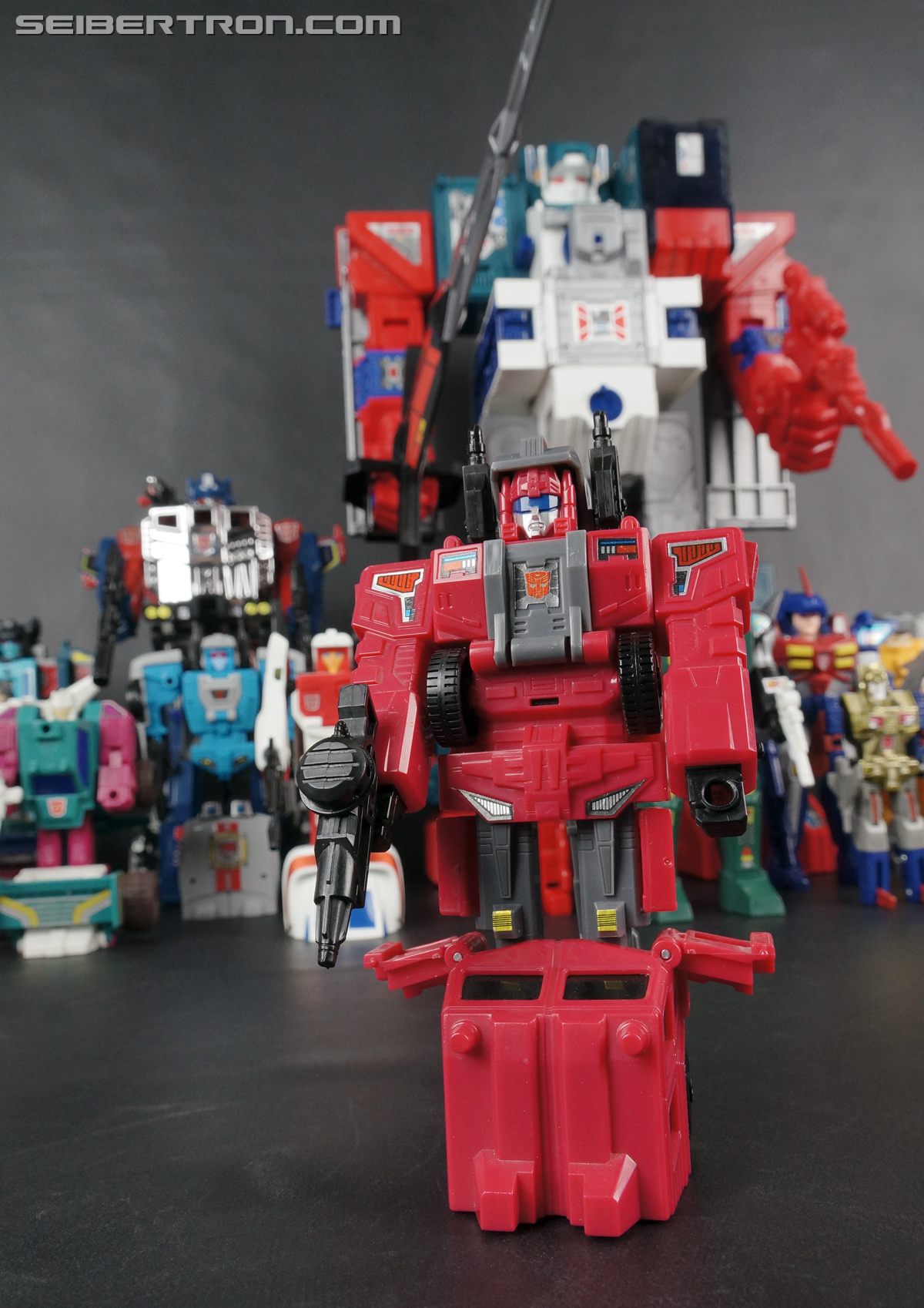 Transformers Super God Masterforce Cab (Transtector) (Image #104 of 111)