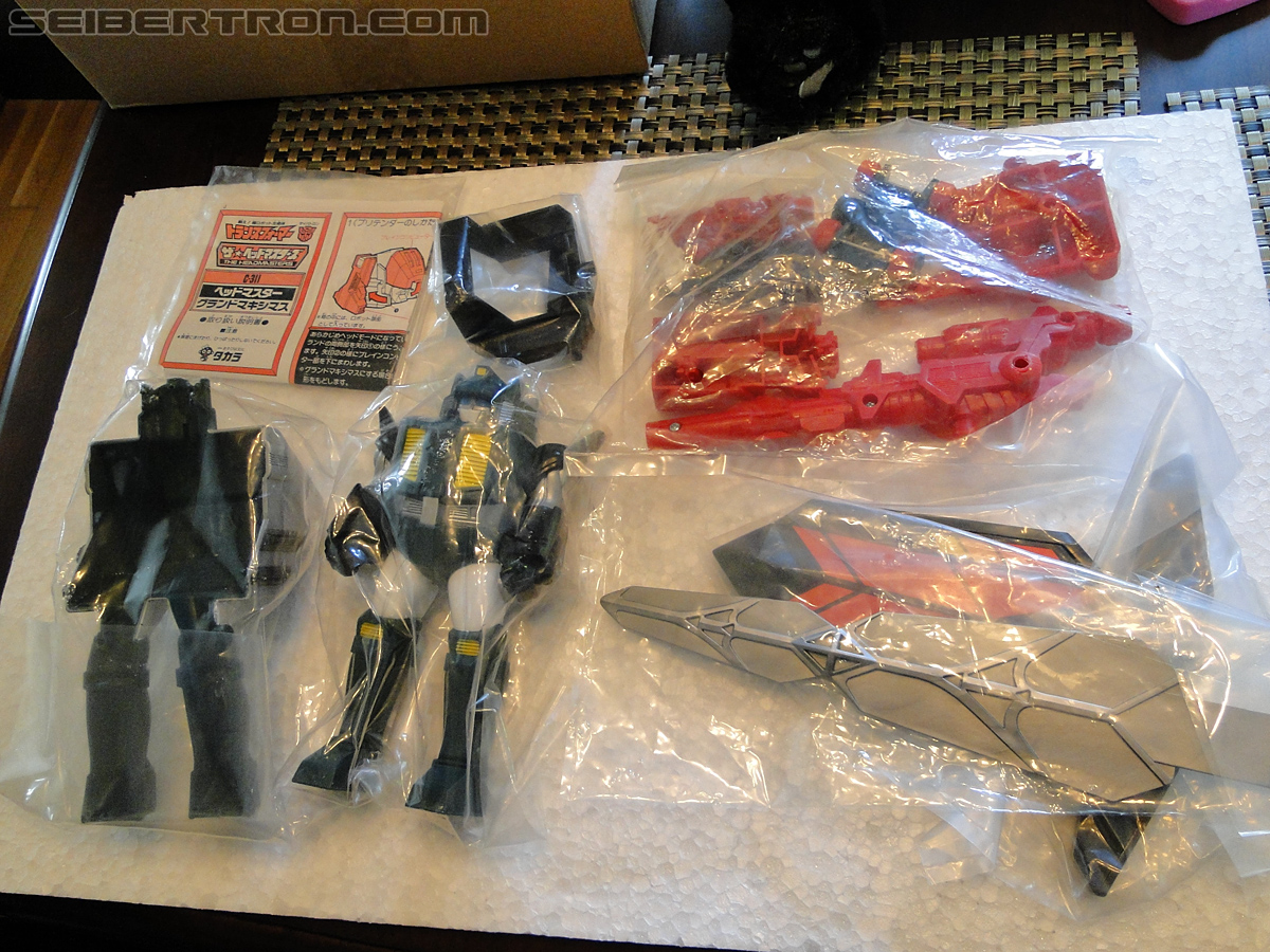 Transformers Super God Masterforce Grand Maximus (Image #3 of 335)