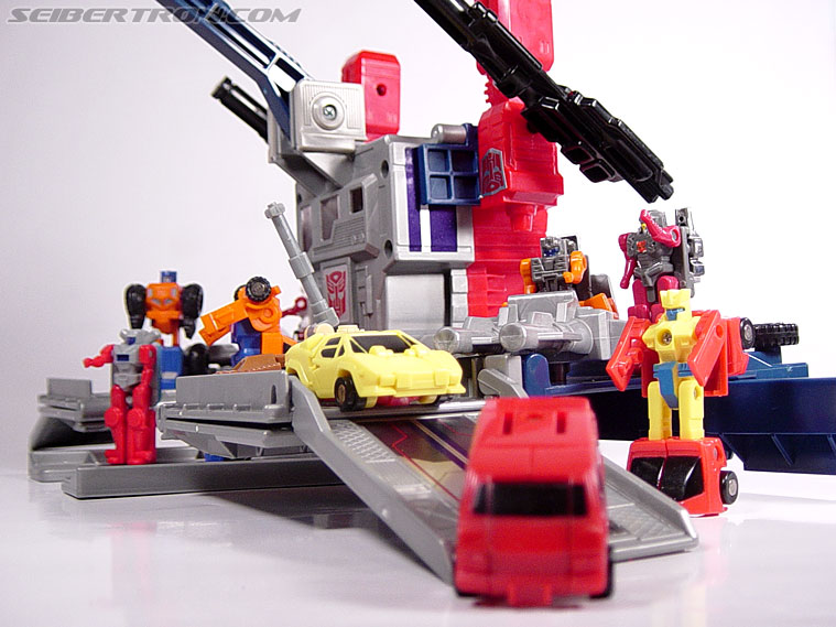 Transformers Super God Masterforce Powermaster Optimus Prime (Super Ginrai) (Image #33 of 64)