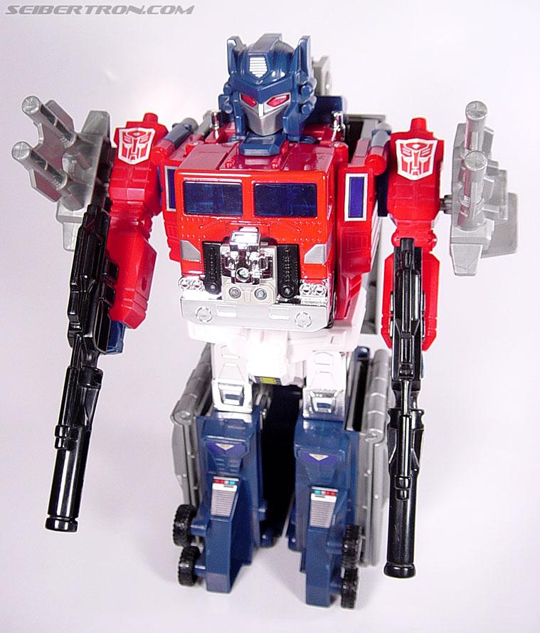 Transformers Super God Masterforce Powermaster Optimus Prime (Super Ginrai) (Image #59 of 64)