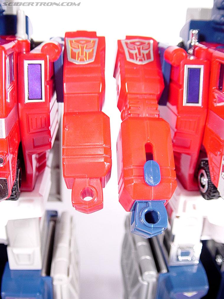 Transformers Super God Masterforce Powermaster Optimus Prime (Super Ginrai) (Image #62 of 64)