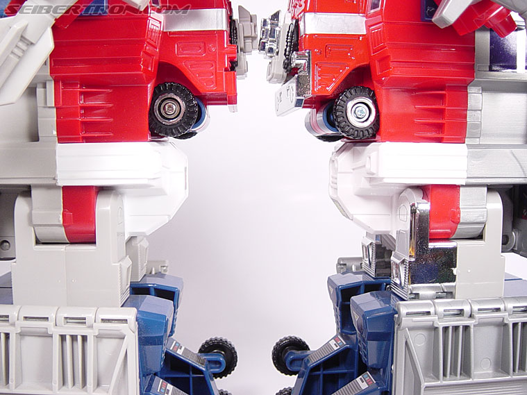 Transformers Super God Masterforce Powermaster Optimus Prime (Super Ginrai) (Image #64 of 64)