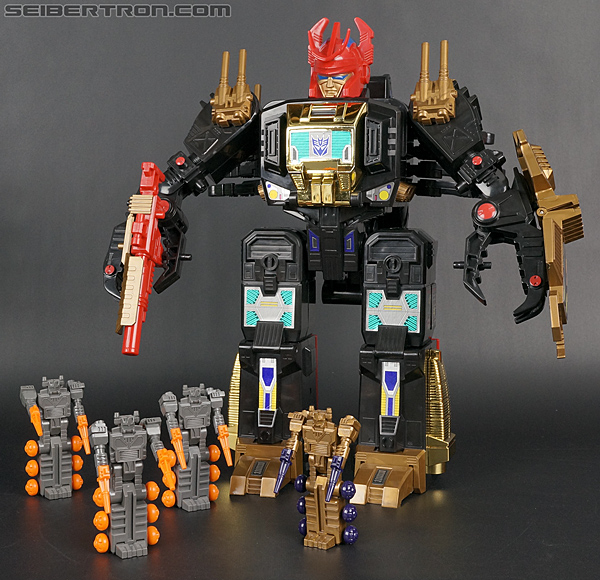 Transformers Super God Masterforce Black Roritchi (Image #107 of 130)