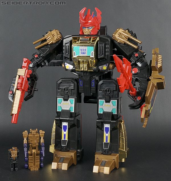 Transformers Super God Masterforce Black Roritchi (Image #117 of 130)