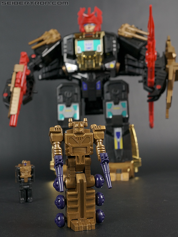 Transformers Super God Masterforce Black Roritchi (Image #118 of 130)