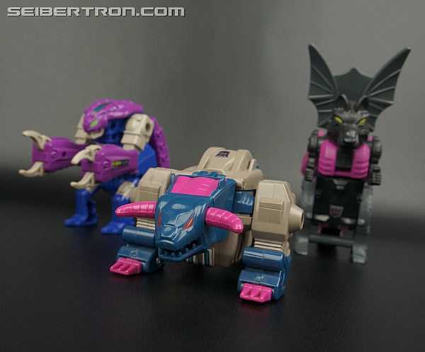 Transformers Super God Masterforce Bullhorn (Transtector) (Image #29 of 107)