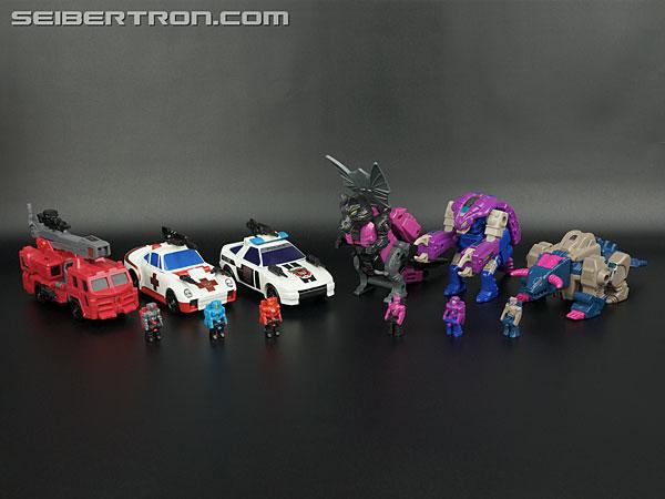 Transformers Super God Masterforce Bullhorn (Transtector) (Image #35 of 107)