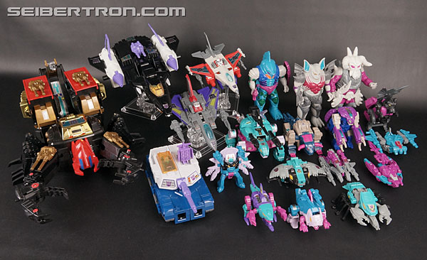 Transformers Super God Masterforce Bullhorn (Transtector) (Image #48 of 107)