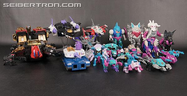 Transformers Super God Masterforce Bullhorn (Transtector) (Image #49 of 107)