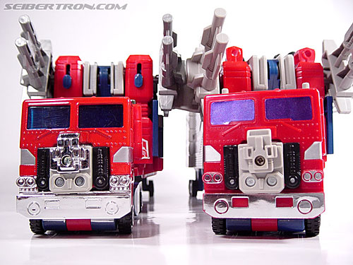 Transformers Super God Masterforce Hi-Q (Ginrai) (Image #1 of 23)