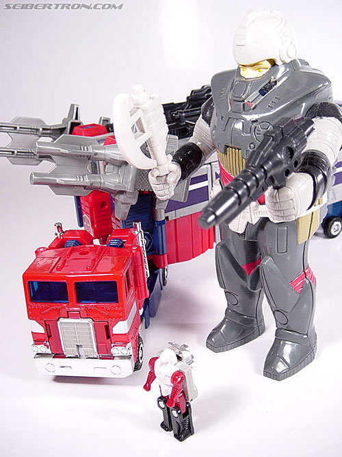 Transformers Super God Masterforce Hi-Q (Ginrai) (Image #4 of 23)