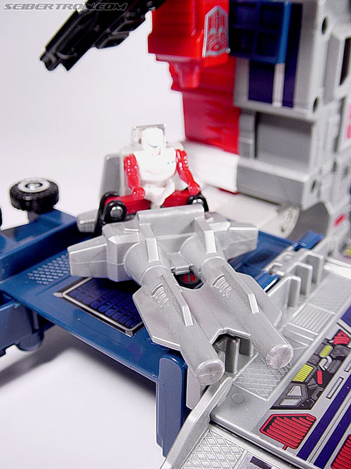 Transformers Super God Masterforce Hi-Q (Ginrai) (Image #19 of 23)