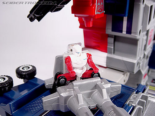 Transformers Super God Masterforce Hi-Q (Ginrai) (Image #20 of 23)
