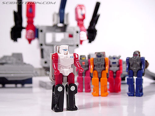 Transformers Super God Masterforce Hi-Q (Ginrai) (Image #21 of 23)