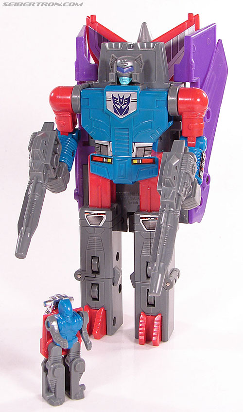 Transformers Super God Masterforce Throttle (Hydra) (Image #40 of 46)