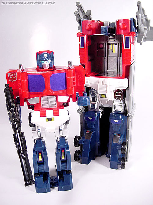 Transformers Super God Masterforce Optimus Prime (Ginrai) (Image #48 of 48)