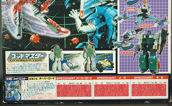 Transformers Super God Masterforce Overlord (Image #24 of 383)