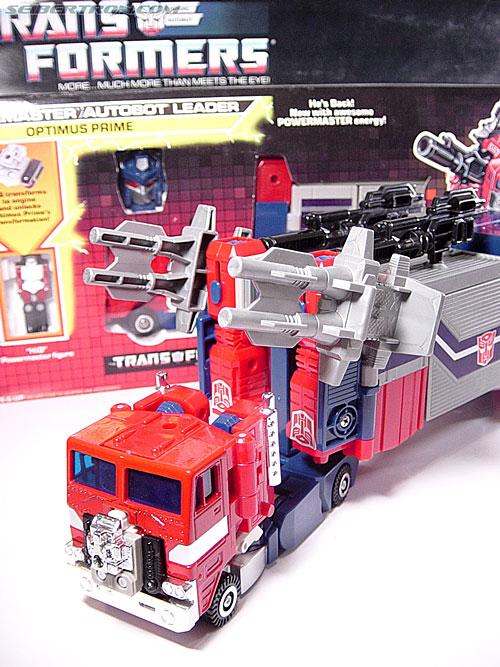 Transformers Super God Masterforce Powermaster Optimus Prime (Super Ginrai) (Image #4 of 64)