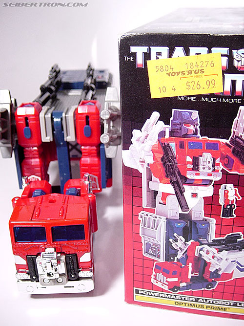 Transformers Super God Masterforce Powermaster Optimus Prime (Super Ginrai) (Image #5 of 64)