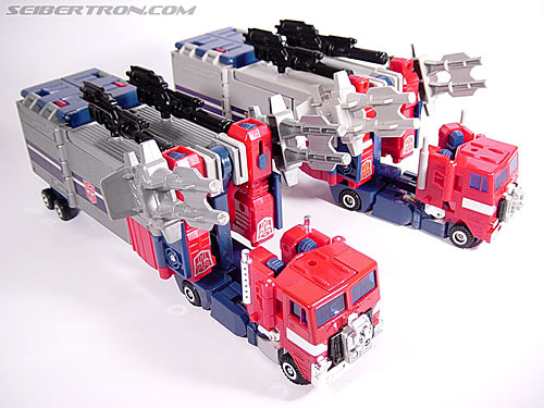 Transformers Super God Masterforce Powermaster Optimus Prime (Super Ginrai) (Image #8 of 64)