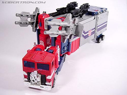 Transformers Super God Masterforce Powermaster Optimus Prime (Super Ginrai) (Image #11 of 64)