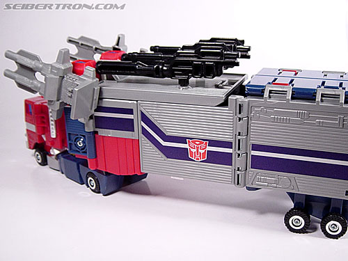 Transformers Super God Masterforce Powermaster Optimus Prime (Super Ginrai) (Image #23 of 64)