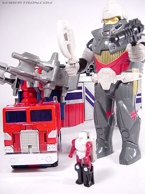 Transformers Super God Masterforce Powermaster Optimus Prime (Super Ginrai) (Image #24 of 64)