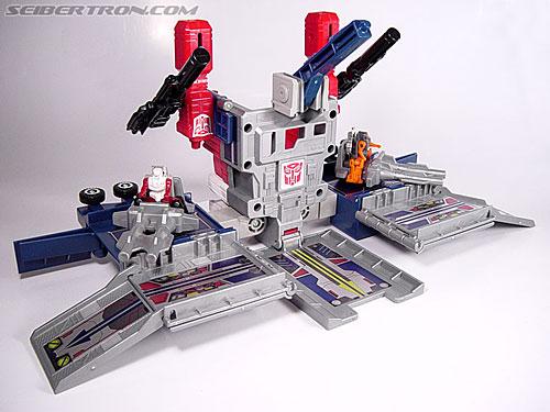 Transformers Super God Masterforce Powermaster Optimus Prime (Super Ginrai) (Image #27 of 64)