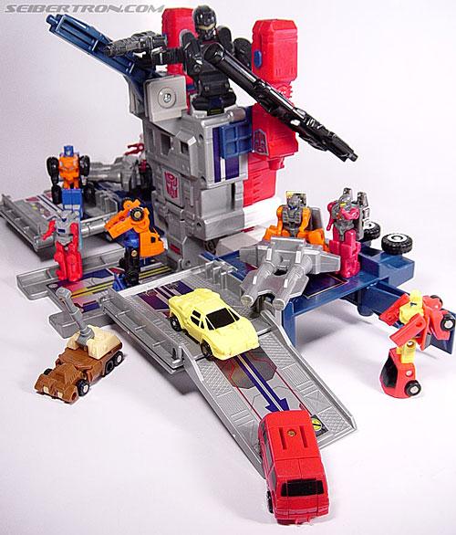Transformers Super God Masterforce Powermaster Optimus Prime (Super Ginrai) (Image #34 of 64)