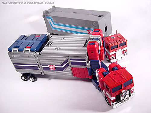 Transformers Super God Masterforce Powermaster Optimus Prime (Super Ginrai) (Image #38 of 64)