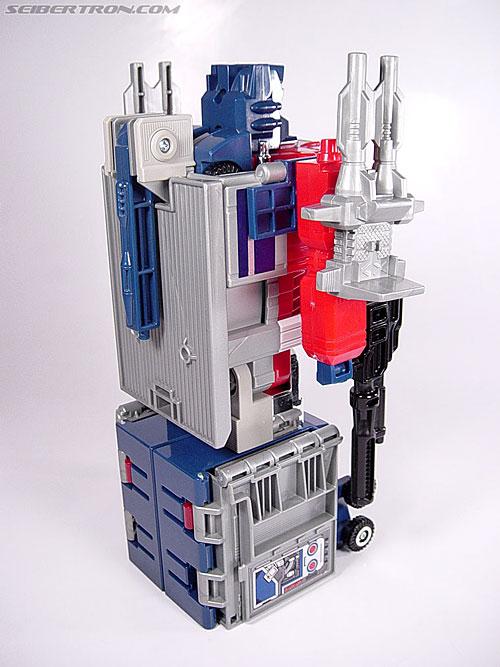 Transformers Super God Masterforce Powermaster Optimus Prime (Super Ginrai) (Image #48 of 64)