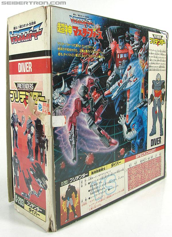 Transformers Super God Masterforce Waverider (Diver) (Image #16 of 231)