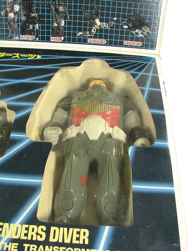 Transformers Super God Masterforce Waverider (Diver) (Image #35 of 231)
