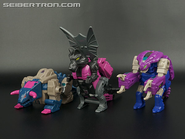 Transformers Super God Masterforce Wilder (Transtector) (Image #35 of 124)
