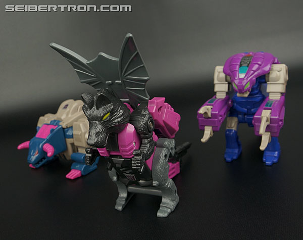 Transformers Super God Masterforce Wilder (Transtector) (Image #39 of 124)