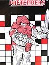 Super God Masterforce Lander (Landmine)  - Image #47 of 229