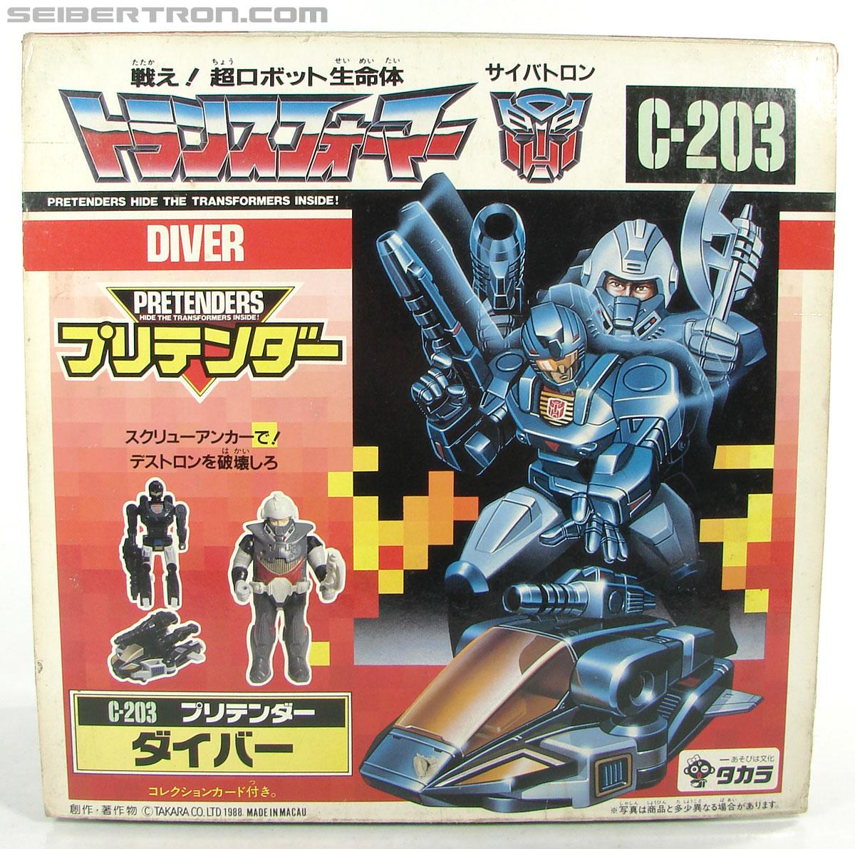 Transformers Super God Masterforce Waverider (Diver) (Image #1 of 231)
