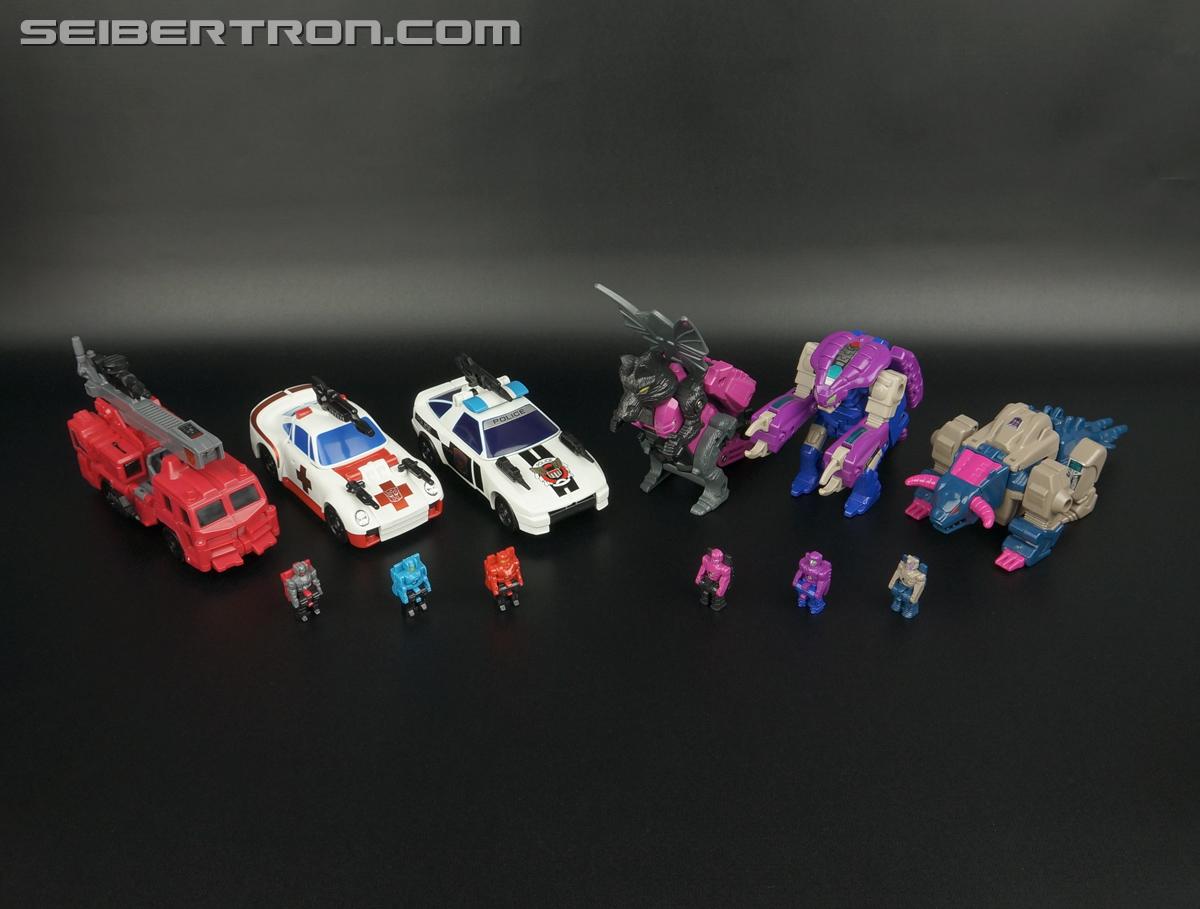 Transformers Super God Masterforce Wilder (Transtector) (Image #55 of 124)
