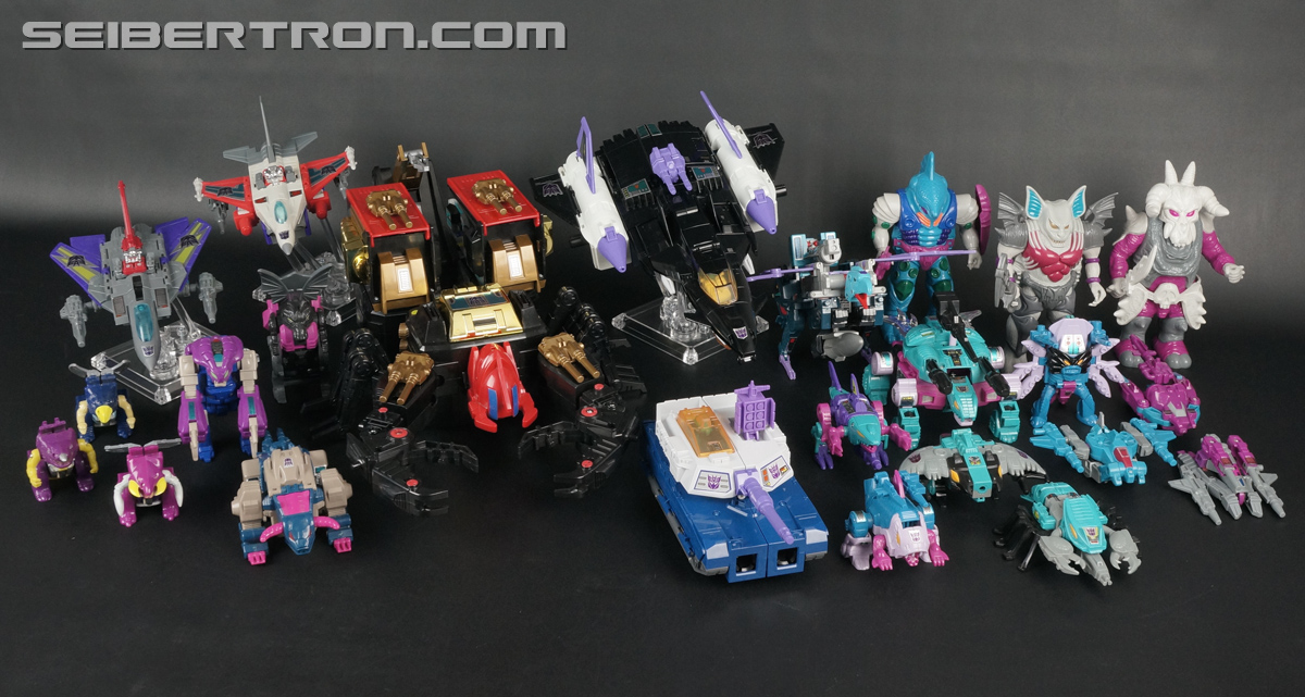 Transformers Super God Masterforce Wilder (Transtector) (Image #57 of 124)