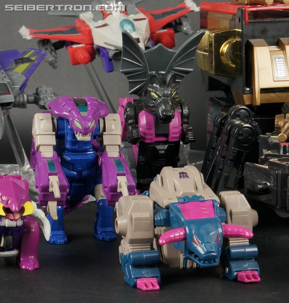 Transformers Super God Masterforce Wilder (Transtector) (Image #64 of 124)